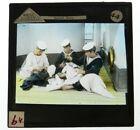 British+Royal+Navy+Colorized+photo+Magic+Lantern+glass+slide+WWI+Sailors
