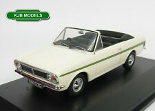 More details for bnib o gauge oxford diecast 1:43 43ccc002 ford cortina mkii crayford convertible