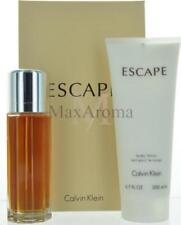 Escape By Calvin Klein Gift Set Eau De Parfum 3.4 Oz Spray For Women 2 Piece