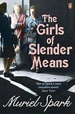 The Girls Of Slender Means by Spark, Muriel   Paperback Book   9780241963999   N
