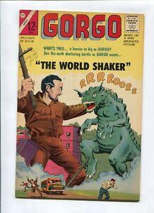 GORGO #19 (7.0) *THE FISHERMAN COLLECTION* WORLD SHAKER 1964