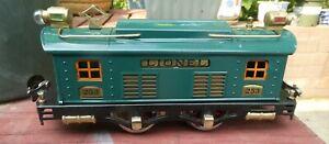 LIONEL Prewar 253 engine Vintage/Antique restored tested, Great condition & runs