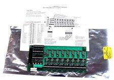 NEW COMPUTER BOARDS INC ISO-RACK08 PC BOARD REV 1 94V-0 9642