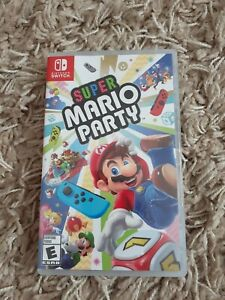 Super Mario Party Lightly used