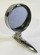 Vintage 1950's Yankee Metal Products Corp Exterior Tinted Swivel Mirror USA
