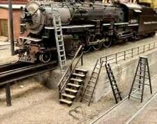 Central Valley (HO) #1602 STEPS & LADDERS - NIB KIT