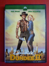 Crocodile Dundee 2 II DVD Bilingual