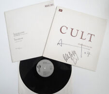 """THE CULT DREAMTIME TOUR PROMO FRANCE LP 12"""" SIGNED BY IAN ASTBURY + DUFFY GOTHIC"""
