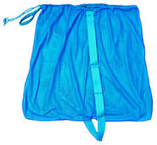 Texas Recreation Mesh Tote Breathable Quick Dry Shoulder Strap Water Aerobics