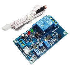 photoresistor relay module 12V light detect sensor timmer light control