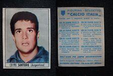 ***CALCIO ITALIA 1965/66*** ED. BAGGIOLI - SANTORO (ARGENTINA) N.319
