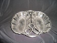 Vintage divided Serving Dish Ref 522