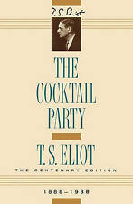 The Cocktail Party by Professor T S Eliot (Paperback, 1964)