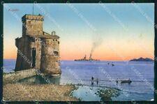 Genova Rapallo Brunner 19946 cartolina RT0495