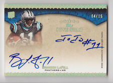 BRANDON LAFELL 2010 Topps Five Star Futures Quotable Rookie Auto #D 4/15 RC