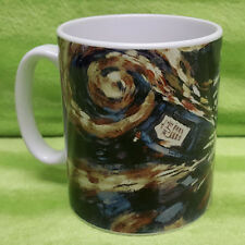 2012 BBC Doctor Who - Tardis - Police Phone Box - Coffee Cup Mug