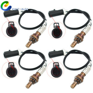 New 4Pcs Oxygen O2 Sensor For 1995-2010 Ford Mustang 3.8L 4.0L 4.6L 5.0L 5.4L