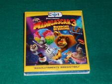 Madagascar 3. Ricercati in Europa 3D (Blu-ray) Regia di Eric Darnell,