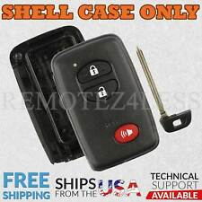 Remote for 2010 2011 2012 2013 2014 Toyota Prius Keyless Entry Shell Case