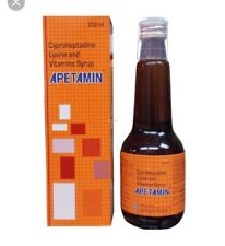 Apetmain Weight Gain Syrup/Vitamins