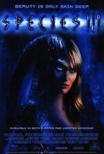 SPECIES 3 Movie POSTER 27x40 Robin Dunne Robert Knepper Amelia Cooke Natasha