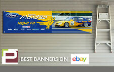 Ford Mondeo Touring Car Banner for Workshop / Garage, RS, ST, ST200, ST220