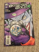 Booster Gold #5 Joker Cover [DC Comics, 2008]