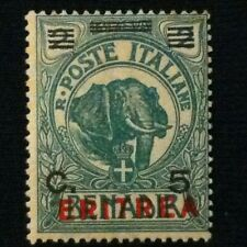 Eritrea  SC #82  Mint H, OG  1924