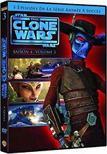 Star Wars - The Clone Wars - Saison 4 - Volume 3 // DVD NEUF