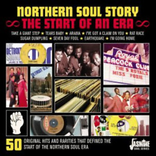 V.A.-NORTHERN SOUL STORY-THE START OF AN ERA50...-IMPORT 2 CD WITH JAPAN OBI G22