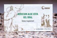 FOHOW HERICIUM ALOE VERA GEL ORAL DIETARY SUPPLEMENT (SANQING ORAL LIQUID)