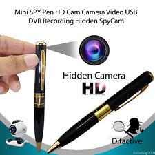 Full HD DV DVR Hidden Spy Camera Pen Camcorder Recorder 1280*960  Camcorder