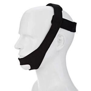 Anti Snore AntiSnore Device Jaw Chin Support Strap Stop Snoring Sleep Apnea Belt
