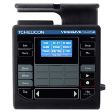 TC Helicon VoiceLive Touch 2 Portable Vocal Effects Processor Looper 996358005