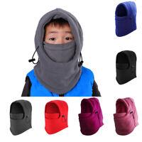 Mode Masque Cagoule Bonnet Chapeau Hiver Chapka Vélo Cache Oreilles Cou Ski Moto