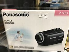 Panasonic HC-V160 Camcorder Brand New (Sealed)