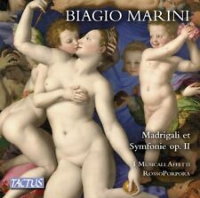Marini - Madrigali & Symphonie [New CD]