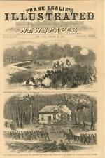 Grant's movements South of the James - Poplar Spring Church  - 1864 - Civil War