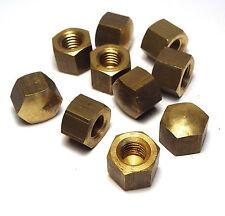 Embedded Nuts M6 Messing Gewindeeinsatz Eingebettete Rändelmutter 140-tlg