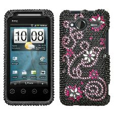 Delight Crystal Bling Case Phone Cover HTC EVO Shift 4G