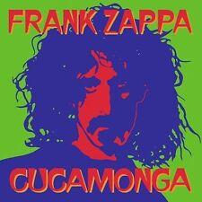 Frank Zappa - Cucamonga (Frank's Wild Years) (CD, 1998, Del-Fi Records) LIKE NEW