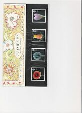 1987 ROYAL MAIL PRESENTATION PACK FLOWERS BY LAMMER MINT DECIMAL STAMPS