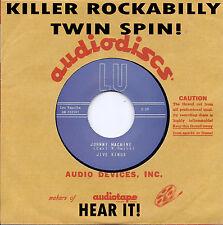 Rockabilly Repro: JIVE KINGS-Johnny Machine/Preacher Man LU - FRANTIC 2-SIDER!!