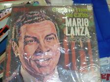 MARIO LANZA SING CHRISTMAS SONG HYMN&CAROL RCA MONO VINYL sealed LP SILENT NIGHT