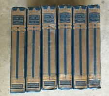 Boswell's Life of Johnson 6 Volumes