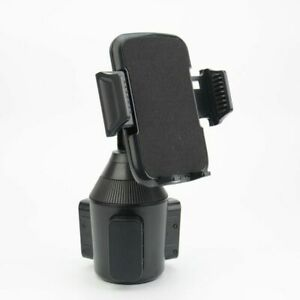 1PC 360 Degree Adjustable Universal Car Cup Holder Stand Cradle Cell Phone Mount