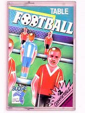 Fútbol de mesa (Budgie) Spectrum 48k-Excelente Y Completo