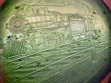 Leverset O/F Pocket Watch Case 18S Locomotive Engraved Philadelphia Silverode