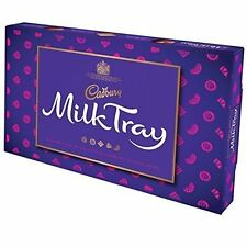 Cadbury Milk Tray Small Chocolate Selection Gift Box 78g