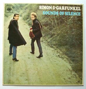 SIMON & GARFUNKEL - Sounds of Silence - CBS - 1966 - TBE
